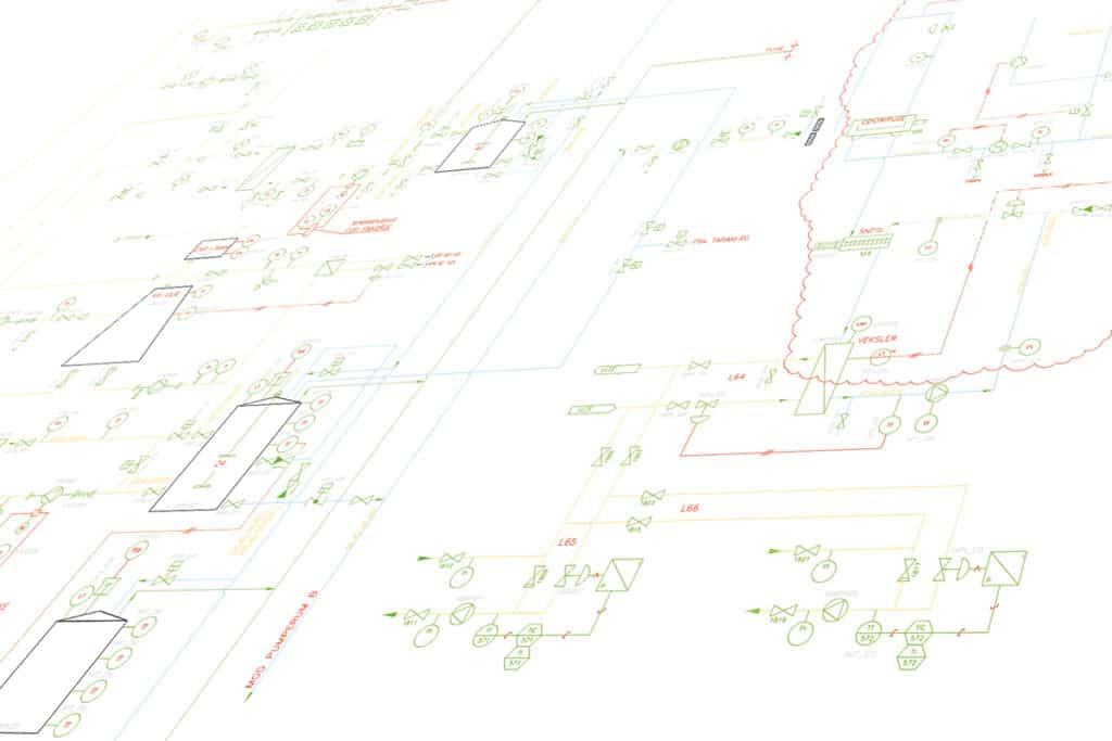 P&I Diagram