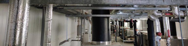 Nyt dampkedelanlæg