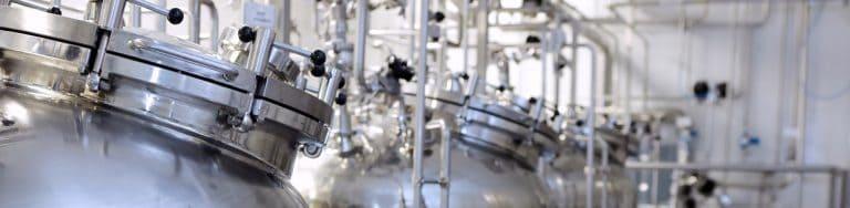 Opgradering af synteseroduktion i syntesefabrik F2 med nyt forlag